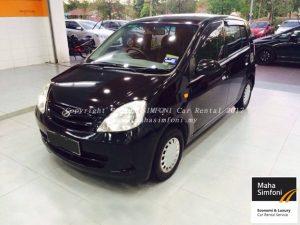 Perodua Viva 1.0 (A) No Pwr Steering – Black
