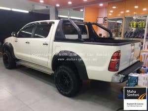 Toyota Hilux 2015 2.5 (A) 2