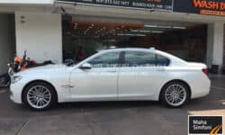 Bmw 7 Series F02 3.0 (A) – White