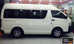 Toyota Hiace 2.5 Turbo Diesel (M) 10 Seater