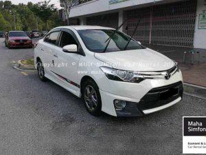 Toyota Vios 1.5 (A) 2016 TRD 2