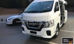 Nissan Urvan Nv350 2.5 Diesel (M) 15 Seater – 2018