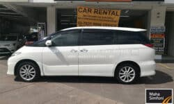 Toyota Estima Acr 50 2.4 (A) – White