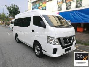 Nissan Urvan Nv350 2.5 Diesel (M) 15 Seater