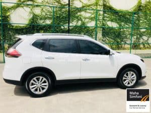 Nissan X Trail 2.0 (A) 2018 – White