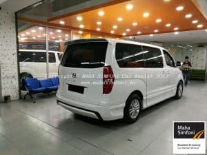 Hyundai Starex Royale 2.5 (A) 2