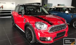 Mini Cooper Countryman S 2.0 (A) 2019 – Red