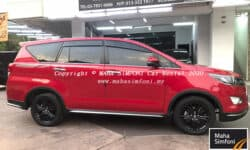 Toyota Innova 2.0 (A) 2020 – Red