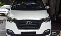 Hyundai Starex Royale 2.5 (A) 2019 – White