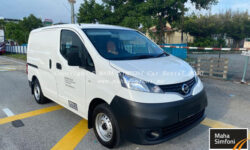 Nissan Nv 200 (M) Panel Van – White