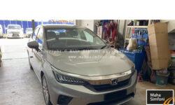 Honda City 1.5 (A) 2021 – Silver